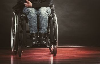 Disabled Person North Charleston, SC